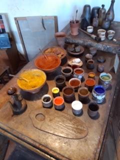 Atelier de rembrandt sans titre 1