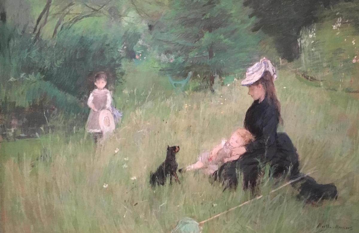 Berthe morisot orsay peintre exposition expo paris syma news impressionnistes florence yeremian