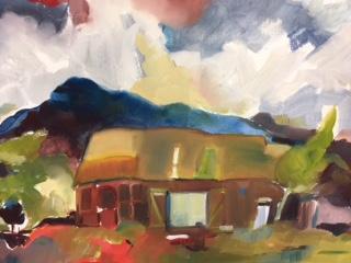 Initiation peinture 2 huile pel 70