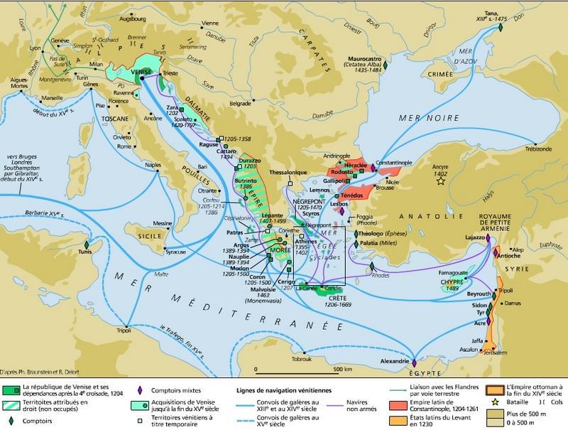 Venise et le commerce du vin 002